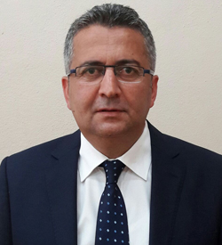 Fakülte Sekreteri ALP ÖZALP